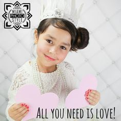 All you need is love! #MiamiPhotoStyle
