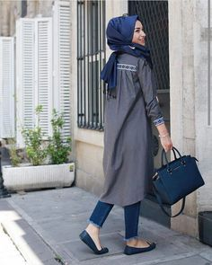 Hijab styles 754141900073229796 - Sena Sever Source by fasseum Hijab Casual, Hijab Chic, Islamic Fashion, Muslim Fashion, Modest Fashion, Fashion Outfits, Street Hijab Fashion, Abaya Fashion, Muslim Girls