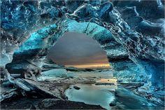 The Crystal Grotto by Christian Klepp, via 500px  breathtaking!