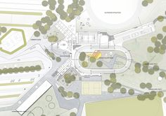 Elkiær+ Ebbeskov and Leth & Gori Win Competition for Multifunctional Sports Centre