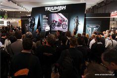 Depois de já ter revelado a sua nova gama de clássicas modernas, a Triumph mostrou ao mundo, a partir de Milão, as renovadas Tiger Explorer 1200.