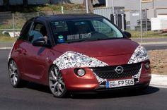 Opel Adam OPC Prototype Caught Testing - Motor Trend WOT