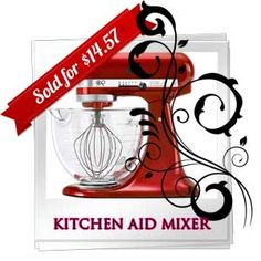 Nice Things I Like / I love my kitchenaid mixer - it is glorious. Jewelry for the counter and eye candy for the kitchen!