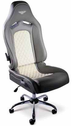 Everyone has that guy (or gal!) in the office that would love to work from the comfort of a fine Bentley office chair!
