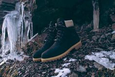 Ronnie Fieg Timberland Limited Silhouettes