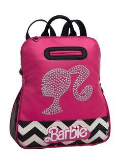 Mochila Barbie #Barbie #Mattel #JoummaBags #backpack #SS16