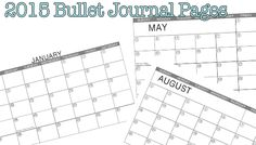 I apologize for the break in the normal NaBloPoMo programming...feel free to move a long if you are not a bullet journaler. But - if you're NOT a bullet journaler - maybe you should go here and rea...