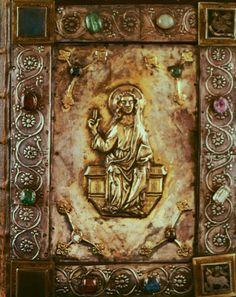 Carolingian Art | Carolingian Gospel Book (British Library, MS Add. 11848) - Wikipedia ...