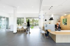 Krimpen city hall by Fokkema & Partners, Krimpen aan de IJssel – Netherlands » Retail Design Blog