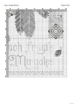 Borduurpatroon Kruissteek Dromenvanger *Embroidery Cross Stitch Pattern Dreamcatcher ~Afbeelding Fragile Miracles 5/6~