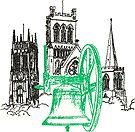 Dove's Guide to church bells of the World http://dove.cccbr.org.uk/home.php