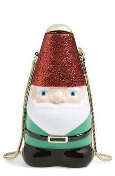 kate spade new york 'blaze a trail - gnome' clutch available at #Nordstrom  Seriously?! I must have this!