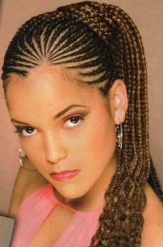 Enjoyable Micro Braids Hairstyles Micro Braids And Black People On Pinterest Hairstyle Inspiration Daily Dogsangcom