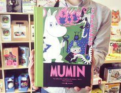 Mumin. La colección completa de cómics de Tove Jansson. Volumen 2. Coco Books.