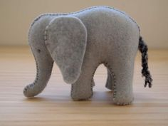Free Felt Animal Patterns | ... donated to Crafters 4 Charity , along with the other lovely animals