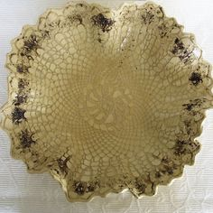Ceramiczna patera Kwiat Jaśminu