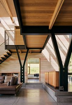 Spring Ranch – Family Retreat by Feldman Architecture