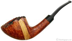 New Tobacco Pipes: Winslow Crown Smooth Bent Dublin (200) at Smokingpipes.com