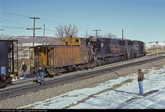 RailPictures.Net Photo: DRGW 5513 Denver & Rio Grande Western Railroad EMD SD50 at Palmer Lake, Colorado by John Sesonske
