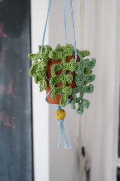 Crochet _fern4
