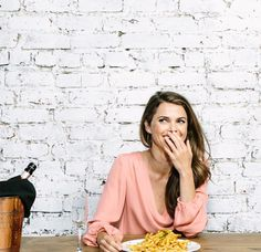 Keri Russell talks about afternoon wine, dancing in the kitchen, and where she eats in New Orleans.