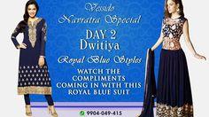 Buy Suits Online, Buy Sarees Online, Royal Blue Suit, Bridal Lehenga Online, Indian Dresses Online, Latest Designer Sarees, Amazing Wedding Dress, Saree Shopping, Salwar Kameez Online