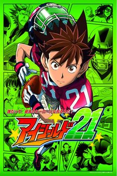Eyeshield 21 Full episodes streaming online for free