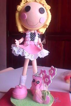 Mi primera muñeca.