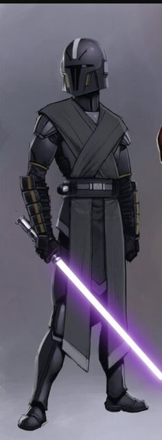 Mandalorian Jedi/Sith Star Wars