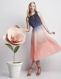Spring style just for mom! Maison Jules's swingy midi dress is a fun and fashionable Mother's Day gift.