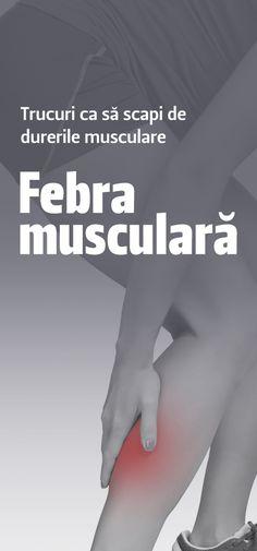 Ne temem de mișcarea fizică tocmai pentru a nu interveni febra musculară, însă ce înseamnă febra musculară din punct de vedere medical și de ce facem febră musculară? Dincolo de aceste temeri, ce trebuie să știm despre febra musculară, dar și cum putem scăpa de acest simptom? Mai jos îți vom spune tot ce trebuie să știi despre febra musculară! #febramusculara #dureremusculara #muschi #sport Nursing, Lifestyle, Sports, Hs Sports, Sport, Breast Feeding, Nurses