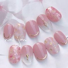 Diy nails 630574385310253446 - Best bridal makeup diy nail art ideas Source by Cute Nail Art, Nail Art Diy, Diy Nails, Swag Nails, Cute Nails, Bling Nails, Korean Nail Art, Korean Nails, Japanese Nail Design