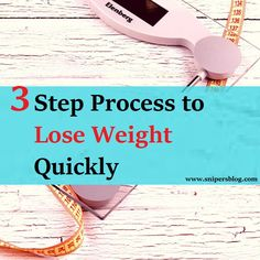 A simple 3-step plan to lose weight fast, along with numerous effective weight loss tips. EatingWell Diet is a comprehensive plan designed to help you lose weight safely and permanently.
