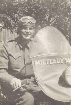 1945 Canadian Military motorbike