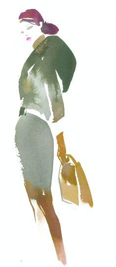 Artist Bil  Donovan at Illustration Division