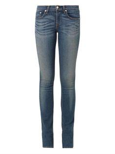 The Cigarette mid-rise jeans | Rag & Bone | MATCHESFASHION.COM