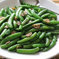 Garlic-Sautéed Sugar Snap Peas