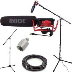 Recording videos on DSLR cameras, the sound quality is not good enough to be accepted. And, most people always complain about such that issue. However, if microphone is equipped with DSLR cameras while shooting, ...