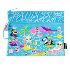 Image for Party A5 Pencil Case from Smiggle UK