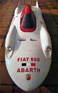 Fiat-Abarth 750 Record (Pininfarina), 1957