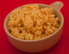 Simple Turmeric Rice