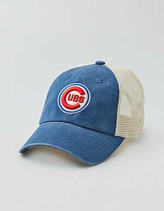 American Needle Chicago Cubs Hat , Blue | American Eagle Outfitters
