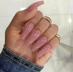 Awesome Acrylic Nail Designs Ideas for This Summer 2019 Part acrylic nails designs; Gorgeous Nails, Love Nails, How To Do Nails, Fun Nails, Pretty Nails, Fabulous Nails, Ongles Beiges, Ballerina Nails, Nagel Gel