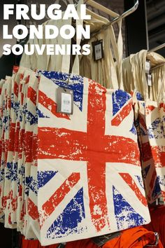 Where to find a treasure trove of cheap travel souvenirs in pricey London. The best London shopping doesn't have to be expensive, we have great gift ideas for those back home.