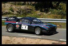 Lancia 037 Rallye in Martini Colors