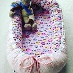 Babynest monkey rosa