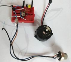 3a332270b02275627f03e7186b8d0a15 broken wire detector circuit using ic cd4069 electronic circuits block diagram of invisible broken wire detector at virtualis.co