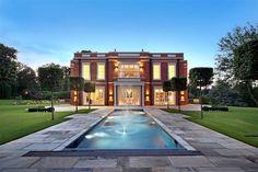 Crossacres – A Magnificent Estate in Surrey, England $28,500,000