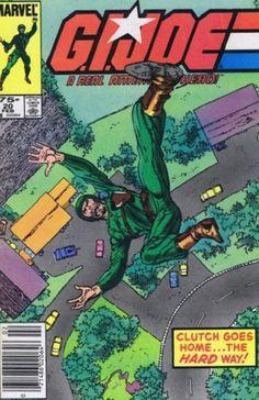 gi joe real american hero   Marvel's G.I. Joe: A Real American Hero Issue # 20b