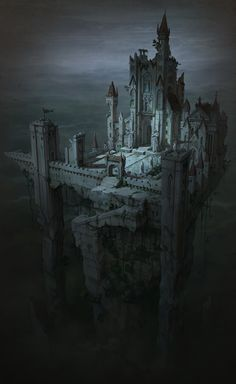 ArtStation - the Ruins, Earl Lan